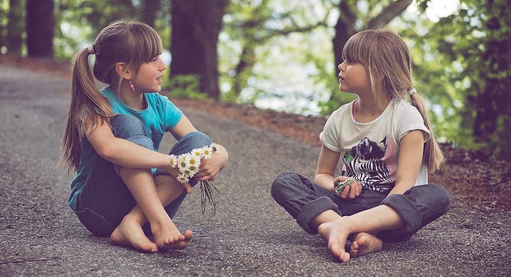 Mit Kindern sprechen ohne Tabus