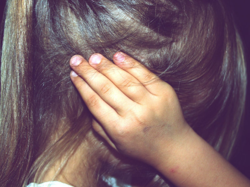 Panikattacke bei Kindern
