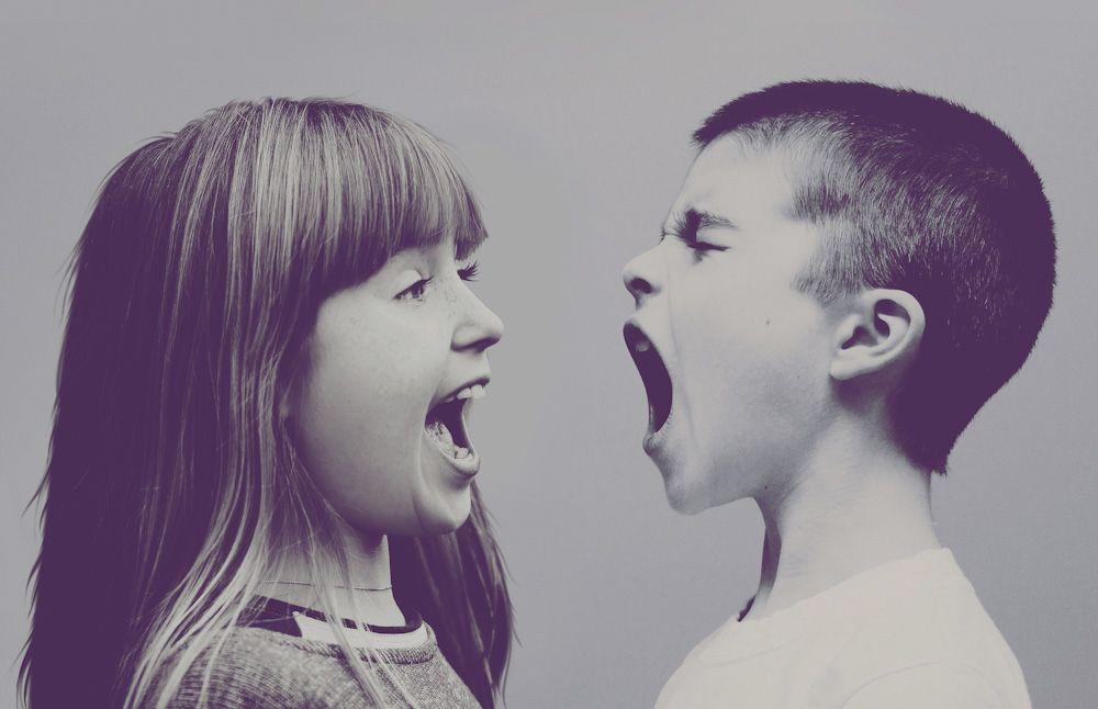Eifersucht bei Geschwistern